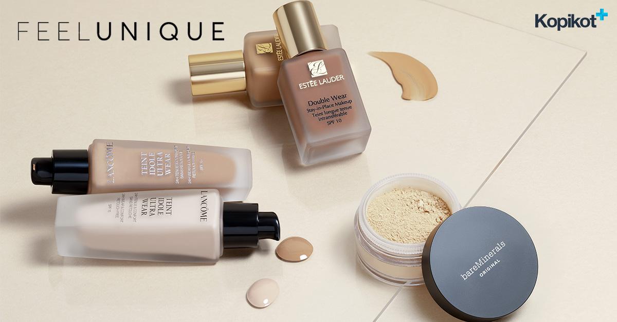 FeelUnigue: 10 косметических подарков