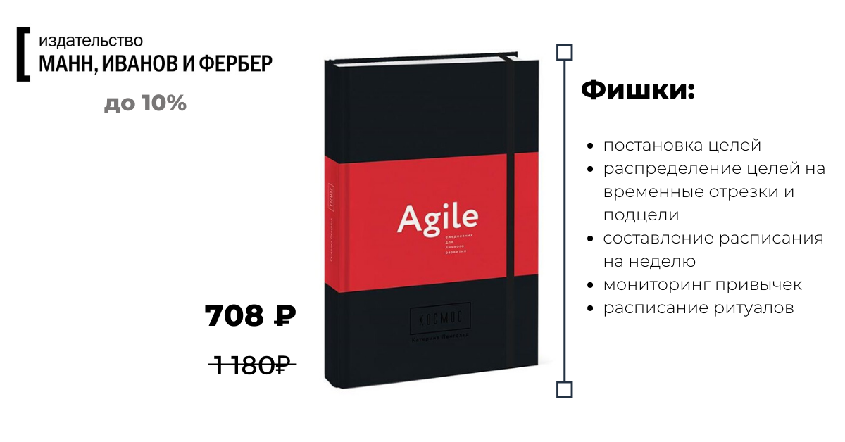 Ежедневник Agile